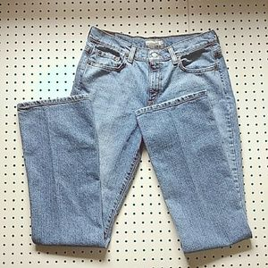 Levi's 515 Boot Cut, Lighter Wash, Size 10L